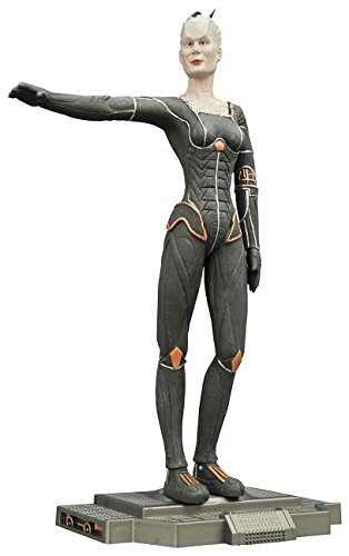 Diamond Select Toys Star Trek: The Next Generation: Borg Queen Femme Fatales Vinyl Statue by Diamond Select