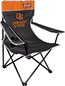 Buy NCAA Oregon State Beavers Coleman Folding Chair With Carrying Case by Coleman