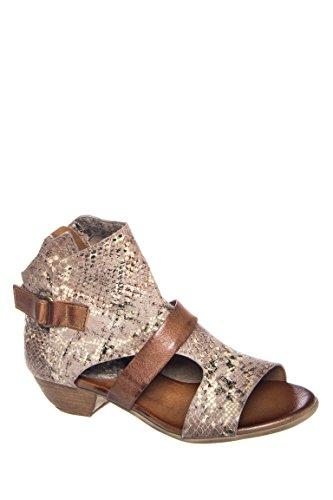 Corgan Low Heel Sandal