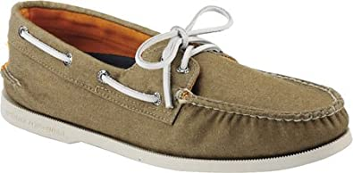 Sperry Top-Sider Mens Authentic Original Soft Canvas Boat Shoe by Sperry Top-Sider