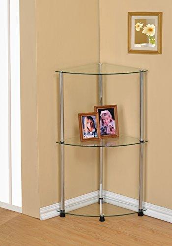 Corner shelf bedroom furniture living room shelves for Corner display units for living room