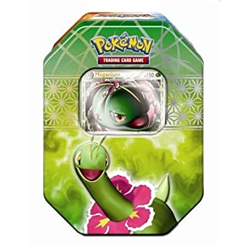 Pokemon 25680PKM Pokemon Tin 13meganie de