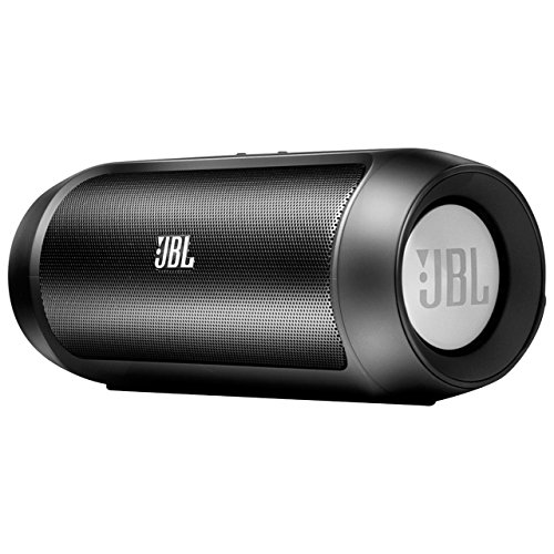 JBL Charge 2 Portable Bluetooth Speaker | Black