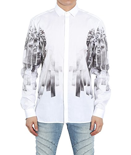 wiberlux-neil-barrett-mens-sliced-print-concealed-placket-shirt-41-white