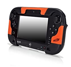 Wii U Gamepad Nerf Armor - Orange