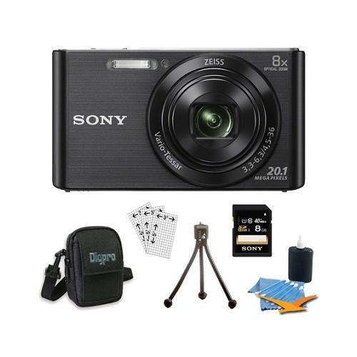 Sony DSCW830/B DSCW830B W830B DSC-W830B Review