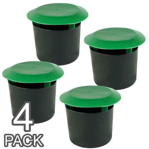 slug-and-snail-traps-suitable-for-organic-gardening-4-pack