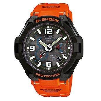 Casio Unisex-Armbanduhr G-Shock Superior Series Digital Quarz Resin GW-4000R-4AER