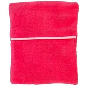 Hotties - Bolsa de agua caliente para microondas (poliéster), color rosa de Hotties en Bebe Hogar