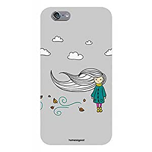 Homesogood Hot And Cold With Fresh Air Multicolor Case For iPhone 6 (Back Cover)