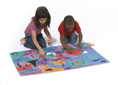 Cheap Chenille Kraft WonderFoam® Giant Weather Activity Puzzle (B003E7FABA)