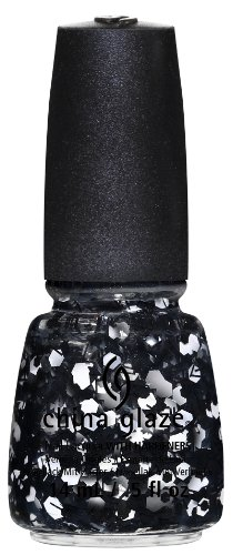 China Glaze Nail Lacquer, Whirled Away, 0.5 Fluid Ounce