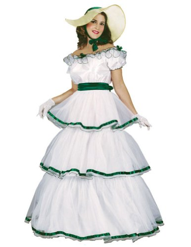 Southern Belle Md-Lg Adult Womens Costume