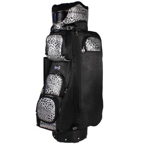 MODA Ladies Cart Bag - Sarah Grey