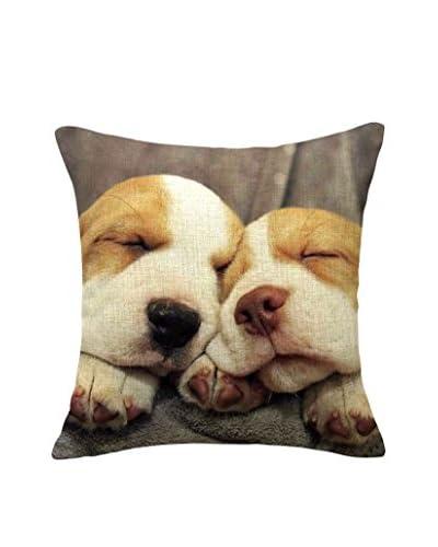 LO + DEMODA Funda De Cojín Sleeping Dogs