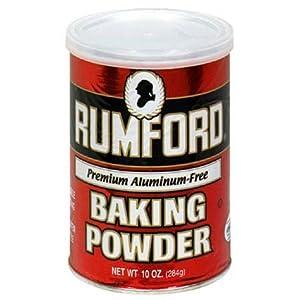 Rumford Baking Powder No Aluminum (12 x 8.1 oz)