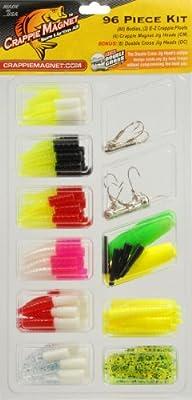 Crappie Magnet Kit 96 Pieces