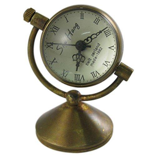 Vintage Steampunk Desk Clock