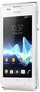 Sony Xperia E Smartphone débloqué 3G (Android) Blanc