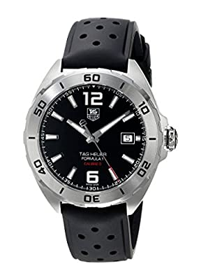 TAG Heuer Men's WAZ2113.FT8023 Formula 1 Stainless Steel Watch