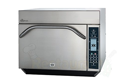 Amana Commercial Digital Microwave/Convection High Speed Oven Combo 1.4 Cft Countertop Model Mxp22 front-609773