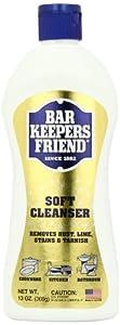 Bar Keeper's Friend Soft Cleanser 13 oz Bottle (Set of 4)