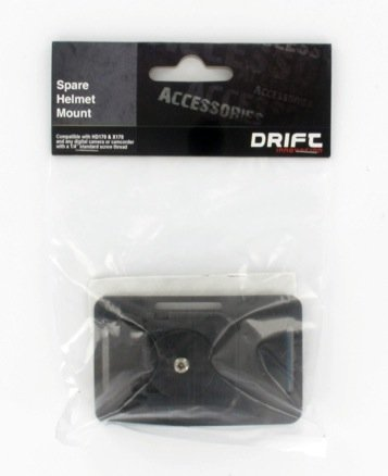 Drift Helmet Mount for HD170 or X170 Video Cameras
