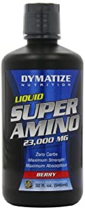 Dymatize Nutrition - Nutrition Super Amino 23000 mg - 16 fl oz (473 ml)