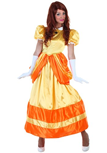 Plus Size Princess Daffodil Costume 16/24