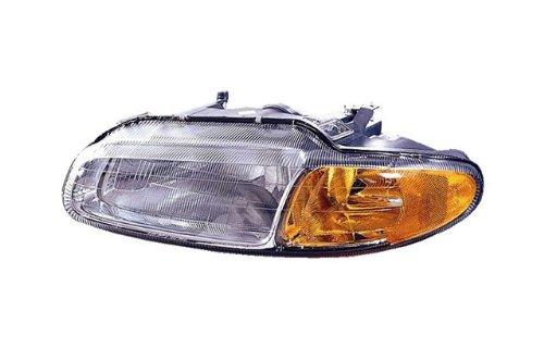 Chrysler Sebring Driver Side Replacement Headlight