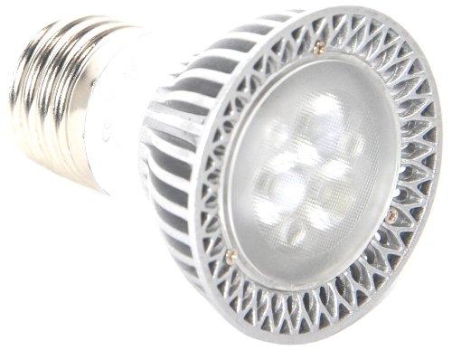 Avalon Par16 5 Watt (35 Watt Replacement) 400 Lumen Led Light Bulb, Warm White 3000K, 45 Degree Light Beam Spread, Dimmable