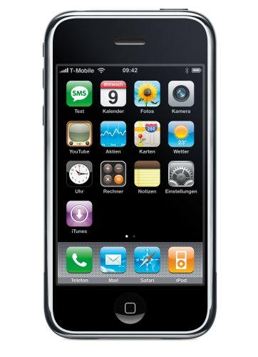 Apple iPhone 3G Black, 16GB