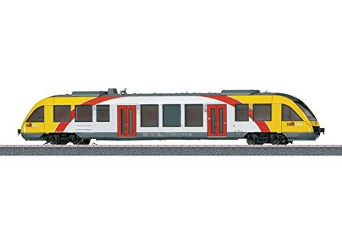Mrklin-36641-Nahverkehrstriebwagen-Lint-27-HLB
