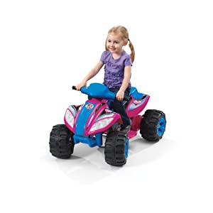 Step2 Max Quad Ride On, Pink