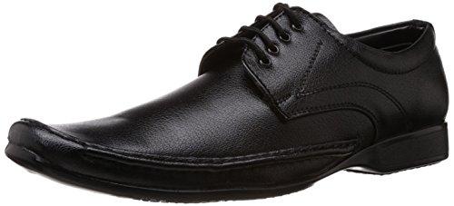 Albert & James Men's Black Formal Shoes - 11 UK (AJ9)