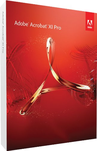 Adobe Acrobat Professional XI Windows