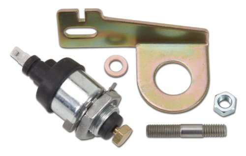 Edelbrock 8059 Solenoid and Bracket edelbrock 8059 solenoid and bracket