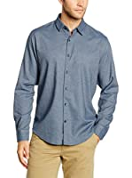 Timberland Camisa Hombre Ls Parker River Sld (Denim)