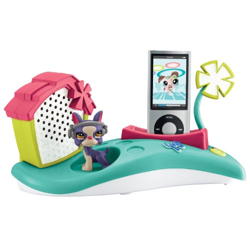 KIDdesigns, Inc Littlest Pet Shop MP3 Speaker System - 1