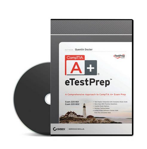 CompTIA A+ eTestPrep (220-801 and 220-802)