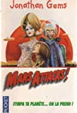 img - for Mars attacks book / textbook / text book