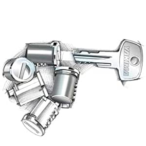 Yakima SKS Lock Cores for Yakima Rooftop Car Racks (4-Pack)