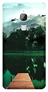 WOW Printed Designer Mobile Case Back Cover For LeEco Letv Le Max