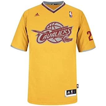 Kyrie Irving Cleveland Cavaliers #2 Adidas Youth X-Mas Day 2013 Swingman Jersey by adidas