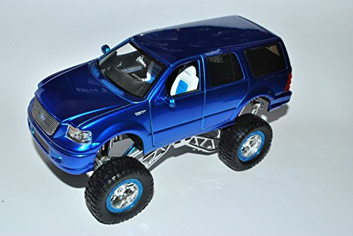 ford-expedition-hoher-gelegt-blau-1-24-jada-modell-auto