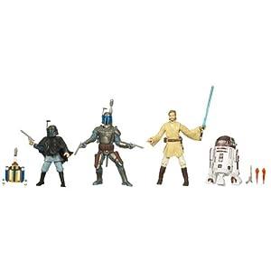 "Star Wars 3.75"" Battle Pack Asst - Kamino Conflict"
