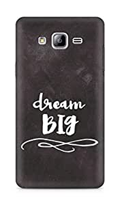 AMEZ dream big Back Cover For Samsung Galaxy ON7