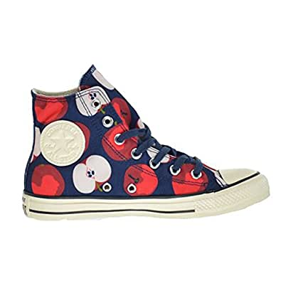 Converse all star hi trainers multi shoes for Converse all star amazon
