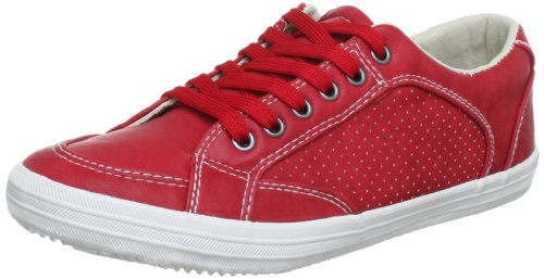 Supremo Damenschuhe Low Top Womens Red Rot (red) Size: 6.5 (40 EU)