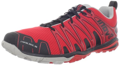 Inov-8 Trailroc 245 Trail Running Shoe,Red/Black,8.5 M US